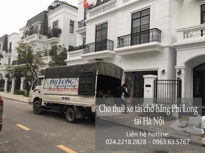 Dịch vụ cho thuê xe tải phố Khuất Duy Tiến