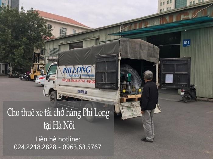 Cho thuê xe tải giá rẻ tại phố Hoàng Sâm