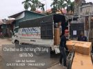 Dịch vụ cho thuê xe tải tại phố Lê Văn Linh 2019