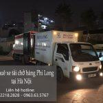 Dịch vụ cho thuê xe tải giá rẻ tại phố Nguyễn Khả Trạc