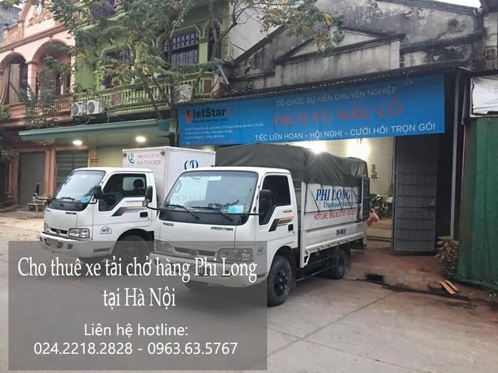 Cho thuê xe tải tại phố Nam Đuống