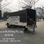 Dịch vụ cho thuê xe tải tại phố Nguyễn Chánh