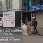 Dịch vụ cho thuê xe tải tại phố Tôn Thất Đàm 2019