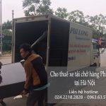 Phi Long cho thuê taxi tải tại phố Ái Mộ