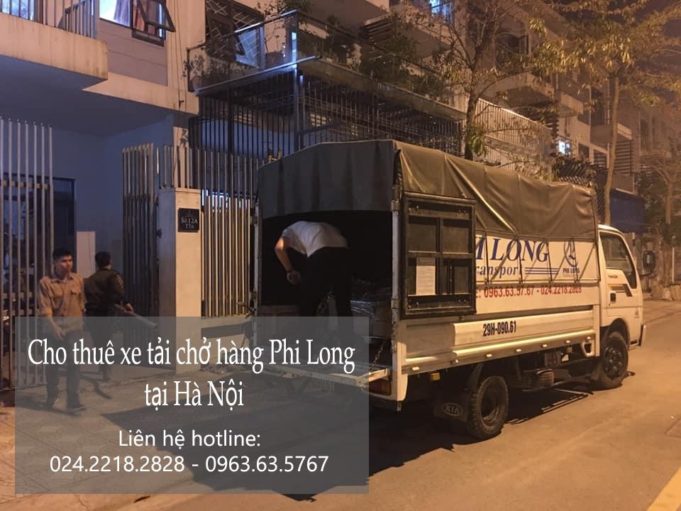 Cho thuê xe tải tại phố Nguyên Khiết