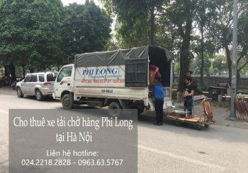 Dịch vụ cho thuê xe tải tại phố Lãn Ông 2019