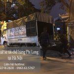 Dịch vụ cho thuê xe tải tại phố Thanh Bảo 2019
