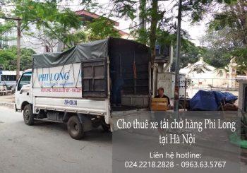 Dịch vụ cho thuê xe tải tại đường Vọng Đức