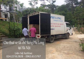 Dịch vụ taxi tải Phi Long tại phố Cao Xuân Huy 2019