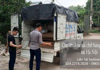 Cho thuê xe tải tại phố Thượng thụy giảm giá 20%