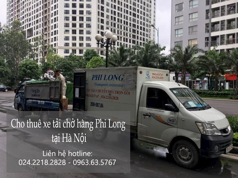 Cho thuê xe tải Phi Long tại phố Bát Khối