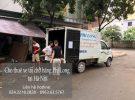 Dịch vụ cho thuê taxi tải tại phố Yên Sở