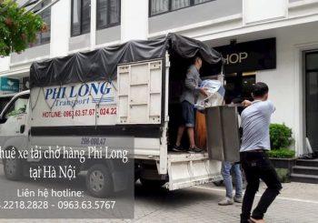 Dịch vụ cho thuê xe tải giá rẻ tại phố Vệ Hồ