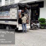 Dịch vụ cho thuê xe tải tại phố Viên 2019
