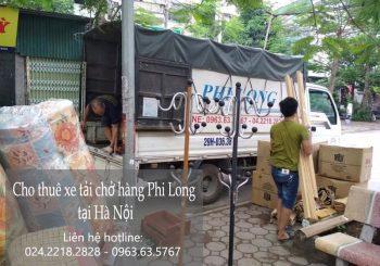 Cho thuê xe tải tại phố Hàm Tử Quan 2019