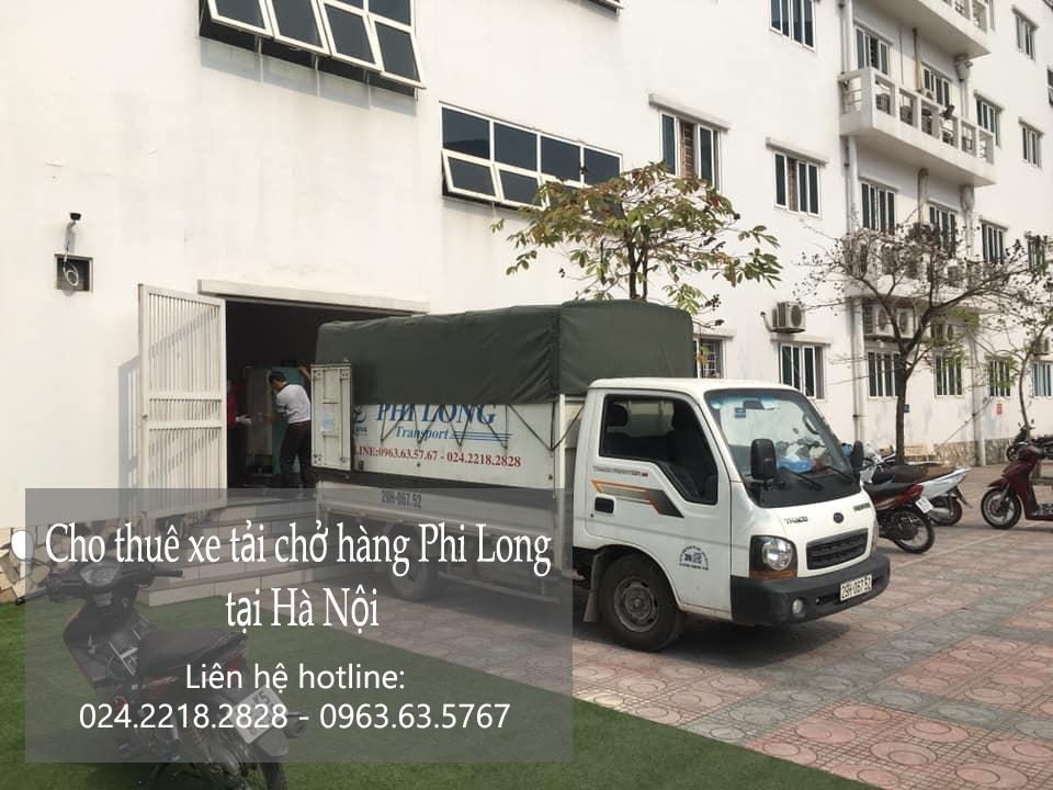 Cho thuê xe tải Phi Long tại phố Đào Văn Tập