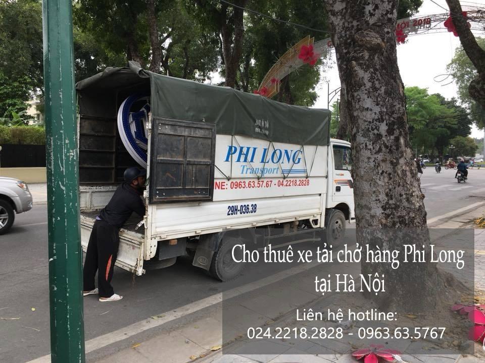 Cho thuê xe tải Phi Long ở phố Gia Thụy