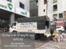 Dịch vụ thuê xe tải Phi Long tại phố Gia Quất