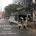 Cho thuê xe tải Phi Long tại phố Hội Xá