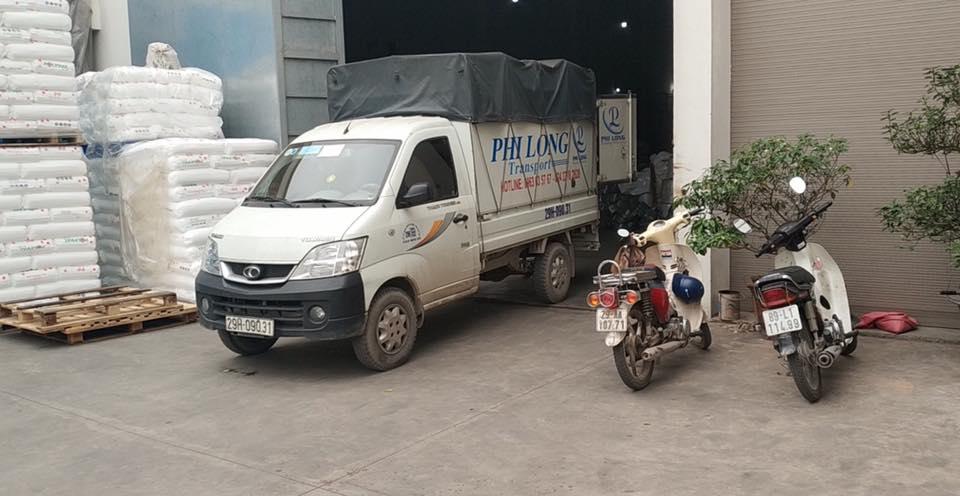 Cho thuê xe tải trọn gói Phi Long tại phố Bùi Xuân Phái