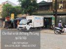 Dịch vụ cho thuê xe tải tại phường Đội Cấn