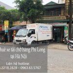 Dịch vụ cho thuê xe tải tại phố Yên Duyên