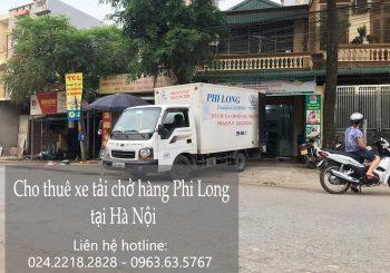 Dịch vụ cho thuê xe tải tại phố Yên Duyên 2019