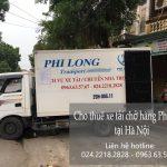 Dịch vụ cho thuê xe tải tại phường Trần Hưng Đạo 2019