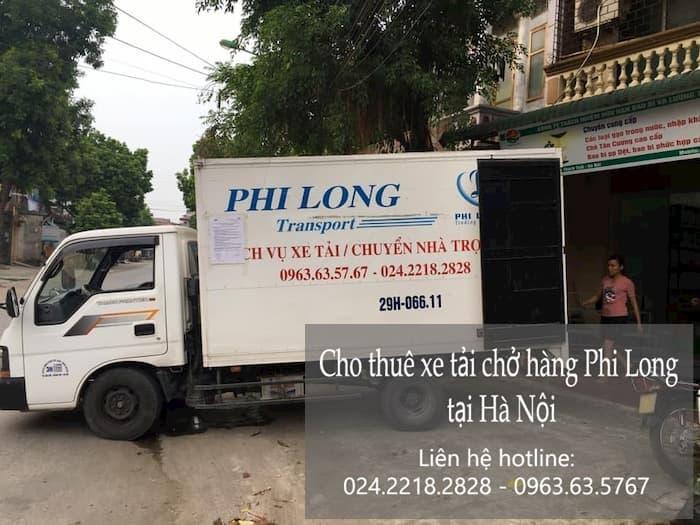 Dịch vụ cho thuê xe tải tại Phường Trần Hưng Đạo