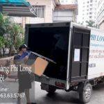 Dịch vụ cho thuê xe tải tại phố Thụy Lôi 2019