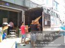 Cho thuê xe tải tại phố Trần Bình