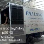 Dịch vụ cho thuê xe tải tại phố Lê Hữu Tựu