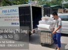 Dịch vụ cho thuê xe tải tại phố Phan Phù Tiên 2019