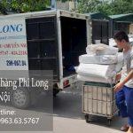 Dịch vụ cho thuê xe tại phố Phan Phù Tiên