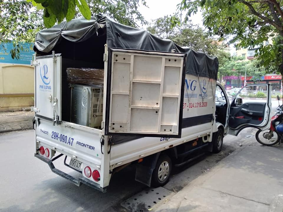 Dịch vụ uy tín xe tải Phi Long tại phố Đỗ Đình Thiện
