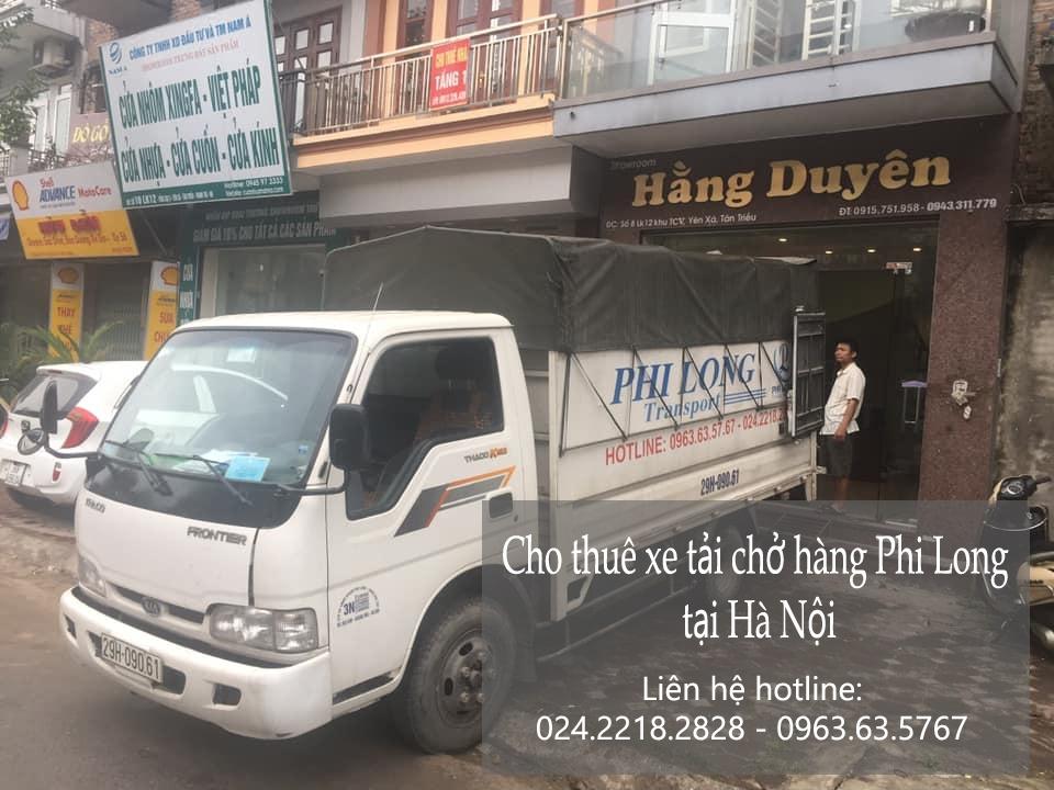 Dịch vụ cho thuê taxi tải Phi Long tại phố Huỳnh Tấn Phát