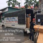 Dịch vụ chở hàng thuê Phi Long tại phố Cầu Diễn