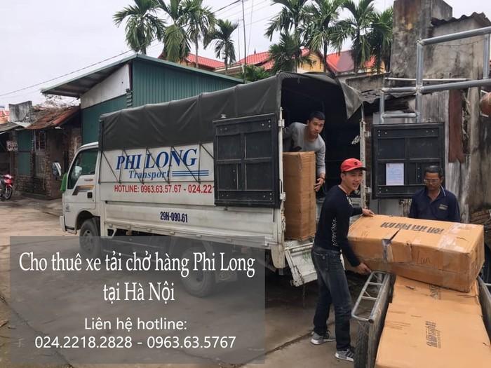 Dịch vụ cho thuê xe tải tại phường Quán Thánh