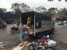 Dịch vụ uy tín taxi tải Phi Long tại đường Hồ Tùng Mậu