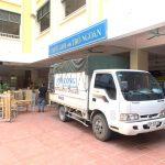 Dịch vụ cho thuê xe tải tại phường Đồng Nhân