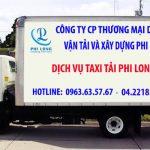 Dịch vụ cho thuê xe tải tại phường Bạch Đằng