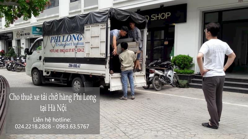 Dịch vụ taxi tải Phi Long tại phố Hoài Thanh