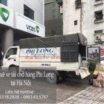 Cho thuê taxi tải trọn gói Phi Long tại phố Đỗ Xuân Hợp
