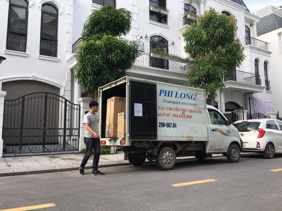 Dịch vụ cho thuê xe tải tại phường Phương Liên