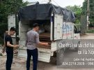 Dịch vụ giá rẻ Taxi tải Phi Long tại phố Ngọc Hồi