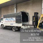 Dịch vụ xe tải giá rẻ Phi Long tại phố Dương Xá