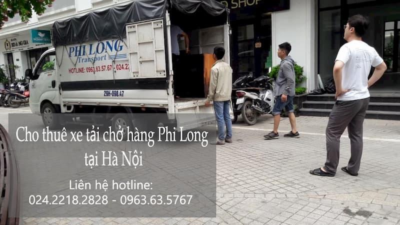 Dịch vụ taxi tải Phi Long tại xã Văn Đức