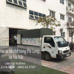 Dịch vụ xe tải chất lượng Phi Long tại phố Đào Duy Tùng