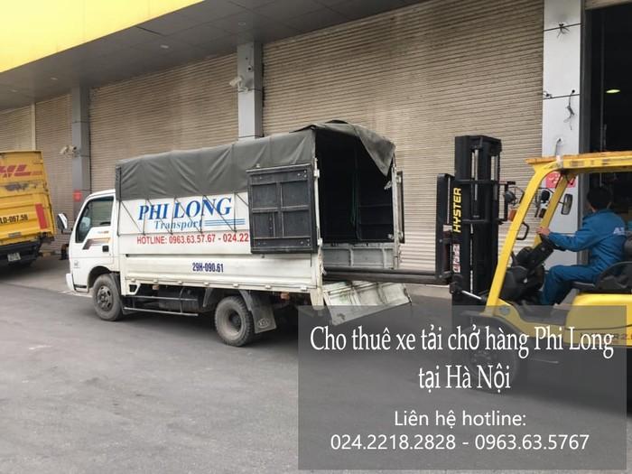 Dịch vụ thuê taxi tải giá rẻ Phi Long phố Đông Hội
