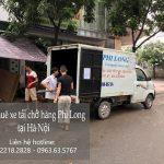 Dịch vụ xe tải chở hàng Phi Log phố Giảng Võ